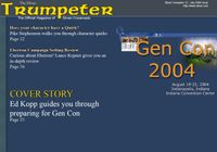 Issue: The Silven Trumpeter (Issue 12 - Jul 2004)