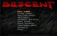 Video Game: Descent