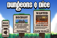 Video Game: Dungeons & Dice