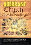 RPG Item: Aberrant: Church of Michael Archangel