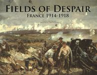 Board Game: Fields of Despair: France 1914-1918