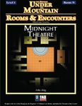 RPG Item: Rooms & Encounters: Midnight Theatre