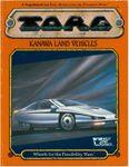 RPG Item: Kanawa Land Vehicles