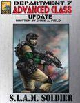 RPG Item: S.L.A.M. Soldier