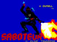 Video Game: Saboteur