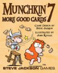 Board Game: Munchkin 7: More Good Cards