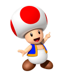 Character: Toad
