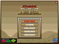 Video Game: Chubby Ninja