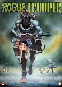 Rogue Trooper Cover Artwork