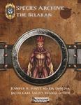 RPG Item: Species Archive: The Belaran
