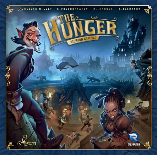 Board Game: The Hunger