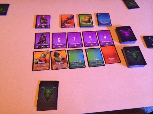 Board Game: Loot & Recruit