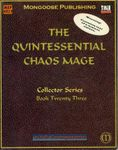 RPG Item: The Quintessential Chaos Mage
