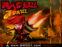 Video Game: Mad Kill Zombie