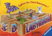 Board Game: 3D Labyrinth