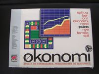 Board Game: The Economy Game