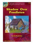RPG Item: DF22: Shadow Over Pendleton