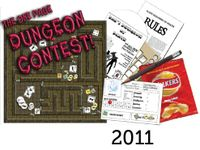 Series: One Page Dungeon Contest 2011