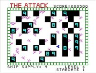 Video Game: The Attack