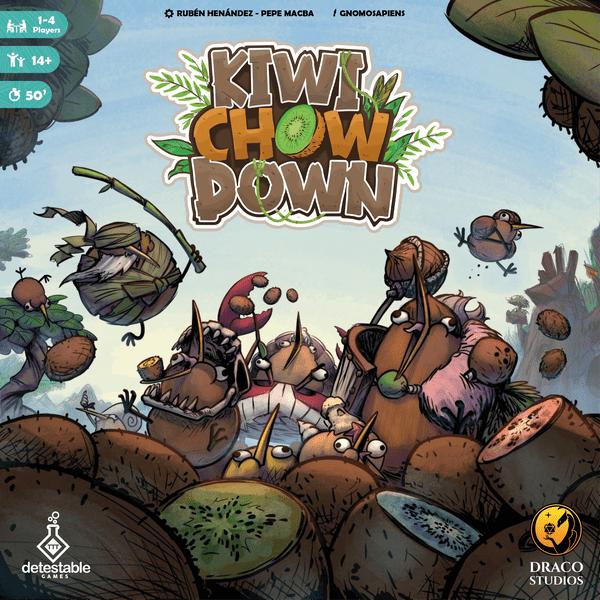 Kiwi Chow Down