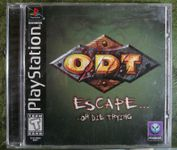Video Game: O.D.T.: Escape...or Die Trying