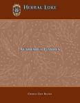 RPG Item: Herbal Lore: Academic's Garden (Pathfinder)