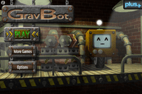 Video Game: GravBot