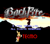 Video Game: Back Fire