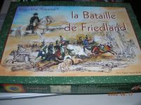Board Game: La Bataille de Friedland