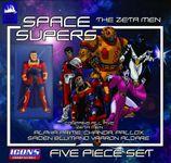 RPG Item: Space Supers #13: The Zeta Men
