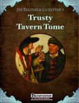 RPG Item: Sir Reginald Lichlyter's Trusty Tavern Tome
