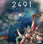 Board Game: 2491 Planetship