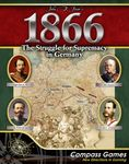 Board Game: 1866: The Struggle for Supremacy in Germany