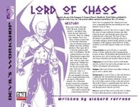 RPG Item: Lord of Chaos