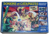 Board Game: Crossbows and Catapults