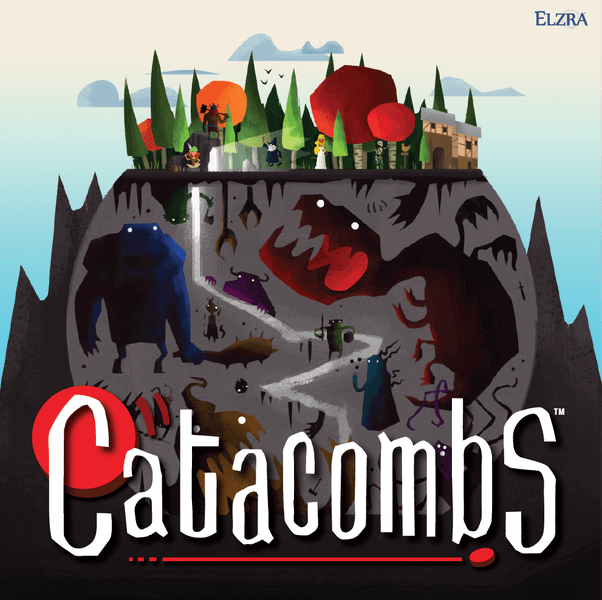 Catacombs Third Edition box artwork