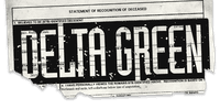 RPG: Delta Green: The Role-Playing Game