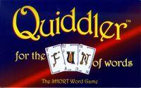 Thumbnail for Quiddler