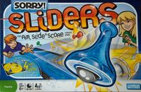 Board Game: Sorry! Sliders