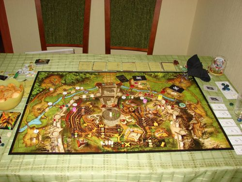Board Game: Stronghold