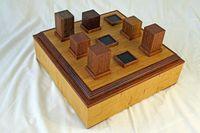 Board Game: Skybridge
