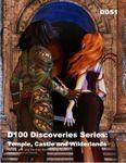 RPG Item: DDS1: Temple, Castle and Wilderlands