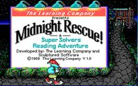 Video Game: Midnight Rescue!
