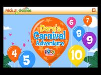 Video Game: Dora's Carnival Adventure