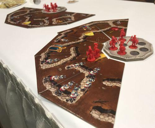 Board Game: Micropolis