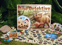 Board Game: Dino Detektive