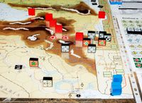 August II 1941: Due to a rule's error and gentlemanly play by the Allies Persia has been reborn under Axis rule.