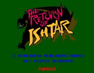 Video Game: The Return of Ishtar