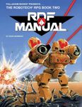 RPG Item: The Robotech RPG Book Two: RDF Manual