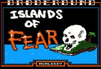 Video Game: Captain Goodnight and the Island of Fear